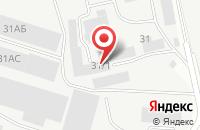 Схема проезда до компании Русь в Морозово