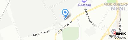 Альфа Трейд на карте Казани