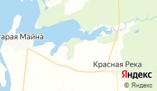 Отели города Садовка на карте