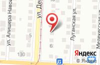 Схема проезда до компании Элекснет во ВНИИССОК