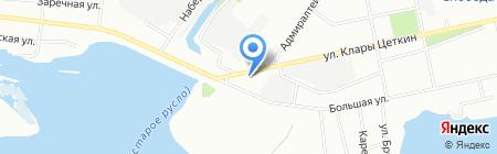 Промтехэкспорт на карте Казани