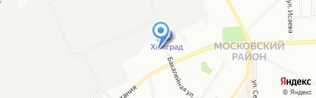 Юр-Гарант на карте Казани