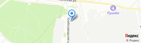 ЭбисАвто на карте Казани