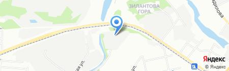 Теплоград на карте Казани