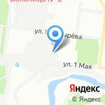 Плезир-Дез на карте Казани