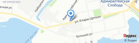 МАЗзапчасти Казань на карте Казани