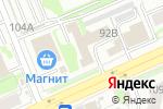 Схема проезда до компании Адалет в Казани