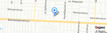Эконом на карте Казани