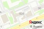 Схема проезда до компании Сеть салонов ритуальных услуг в Казани