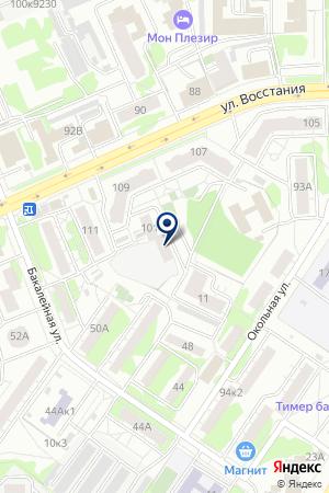 ПРОЕКТНАЯ ФИРМА СПЕЦСТРОЙ ПРОЕКТ на карте Казани