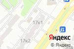 Схема проезда до компании Удачный в Казани