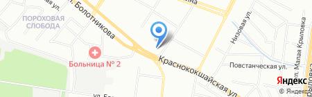 Риэлт-сервис на карте Казани