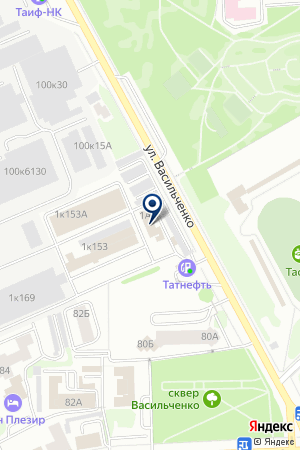 ПРОЕКТНО-СТРОИТЕЛЬНАЯ ФИРМА МЕГАРОН на карте Казани