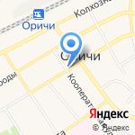 Наш Дом на карте Кирова