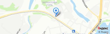 МАЙ СЕРВИС на карте Казани