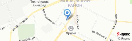 Инженерный центр на карте Казани