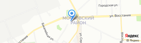 АК БАРС БАНК на карте Казани