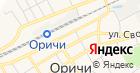 Оричевский районный краеведческий музей на карте