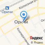 Центральная районная библиотека им. Л.В. Ишутиновой на карте Кирова