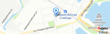 AeroDrawM на карте Казани