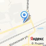 Отдел судебных приставов по Оричевскому району на карте Кирова