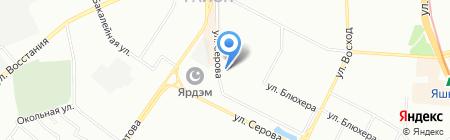 Перинатальный центр на карте Казани