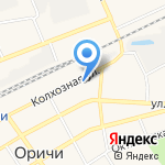 Российский сельскохозяйственный центр по Кировской области на карте Кирова