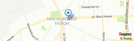 FOOD in WOK на карте Казани