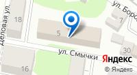 Компания Навек на карте