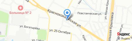 Аптека Сакура на карте Казани