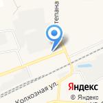 Оричевская вечерняя школа на карте Кирова
