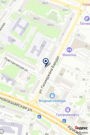 № 102 на карте Казани