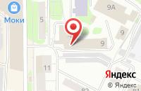 Схема проезда до компании Арт-Хаус в Казани