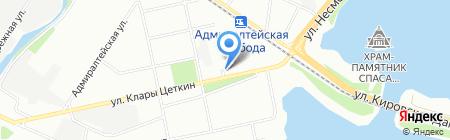 Нортекс на карте Казани