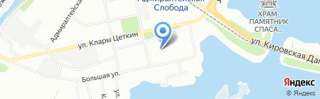 Айко Трейд на карте Казани