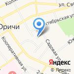 Химторг на карте Кирова