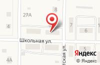 Схема проезда до компании Абв Маслов в Луначарском