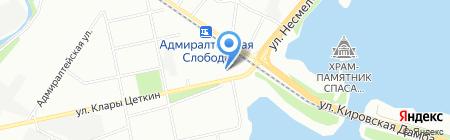 Принт-Терра на карте Казани