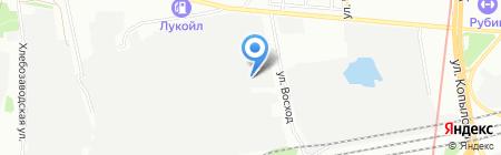 Ланфан на карте Казани