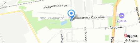 Весна на карте Казани
