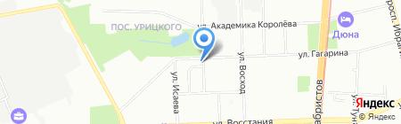 Элар на карте Казани