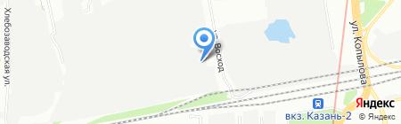 Интехметалл на карте Казани
