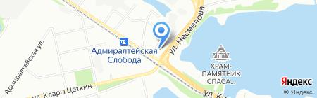 ПромСтройПоставка на карте Казани