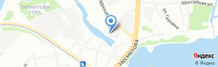 Рыбалка-Туризм на карте Казани