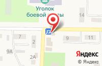 Схема проезда до компании QIWI в Луначарском