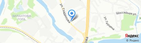 Диалог Поволжье на карте Казани