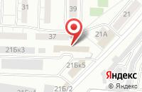 Схема проезда до компании Казанькомплектснаб в Казани