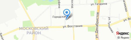 АстроКом на карте Казани