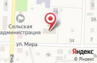 Схема проезда до компании Луначарск в Луначарском