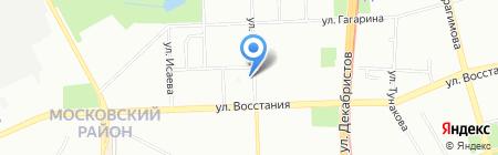 Строй-Климат на карте Казани